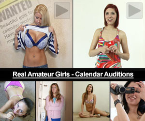 calendar girl auditions